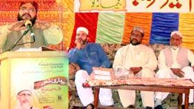 منہاج ویلفیئر فاؤنڈیشن گنجانہ نو ضلع شیخوپورہ کے زیراہتمام شادیوں کی اجتماعی تقریب