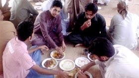 تحریک منہاج القرآن ہارون آباد کے زیراہتمام عید ملن پارٹی کا اہتمام