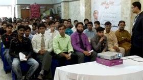MSM (Lyari) holds workshop on self-improvement & exploration