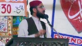 تحریک منہاج القرآن تحصیل سرگودھا کے زیراہتمام شہادت امام حسین رضی اللہ عنہ کانفرنس