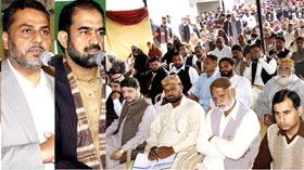 لیاقت باغ عوامی ریلی کی تیاریوں کے حوالے سے راولپنڈی میں ڈویژنل ورکرز کنونشن کا انعقاد