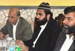 علامہ صفدر مجید قادری کے اعزاز میں طارق حفیظ عباسی کی طرف سے عشائیہ کا اہتمام
