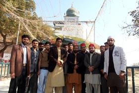 طلبہ عرفان القرآن کورس کا روحانی و تفریحی وزٹ