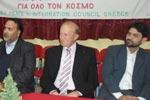 منہاج پیس اینڈ انٹی گریشن یونان کے زیراہتمام تیسرا سالانہ کرسمس سیمینار