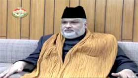 Dr Tahir-ul-Qadri representing Islam in true sense: Syed Sarwar Chishty