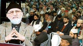 انتخابات قوم کی پریشانیوں کا حل نہیں: شیخ الاسلام کا مجلس شوریٰ سے خطاب
