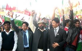 منہاج القرآن یوتھ لیگ راولپنڈی کے زیراہتمام بیداری شعور موٹر سائیکل ریلی