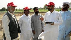 منہاج اسلامک سنٹر راجن پور (جنوبی پنجاب) : زیر تعمیر