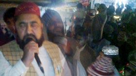 تحریک منہاج القرآن ہارون آباد کے زیراہتمام استقبال میلاد جلوس