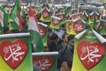 میلاد مارچ تحریک منہاج القرآن تحصیل گوجر خان