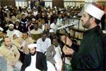 جامعہ ازہر میں پاکستانی ازہری طلبہ کے زیراہتمام محفل میلاد