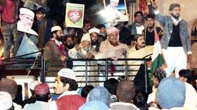 تحریک منہاج القرآن لودہراں کے زیراہتمام سالانہ مشعل بردار جلوس