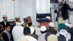 ڈیرہ بگٹی بلوچستان میں میلاد مصطفیٰ صلی اللہ علیہ وآلہ وسلم کانفرنس