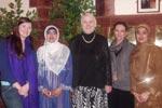 MWL (Glasgow) & MYL-UK Sisters celebrate Mawlid-un-Nabi (S.A.W) 2012