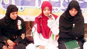 منہاج القرآن ویمن لیگ دولتالہ کے زیراہتمام شیخ الاسلام کی سالگرہ کے موقع پر محفل میلاد مصطفی (ص)