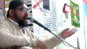 تحریک منہاج القرآن کھوئیرٹہ کے زیراہتمام محفل میلاد مصطفی (ص)