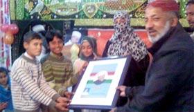 منہاج القرآن ماڈل سکول گوجر خان کے زیراہتمام محفل میلاد اور قائد ڈے کی تقریب