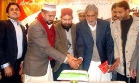 تحریک منہاج القرآن آزاد کشمیر کے زیراہتمام عالمی سفیر امن کانفرنس