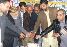 منہاج تحفیظ القرآن واسلامک سنٹر گوجرخان کے زیراہتمام شیخ الاسلام کی سالگرہ کی تقریب