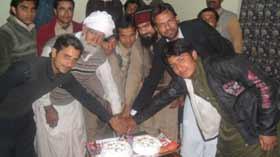 تحریک منہاج القرآن تحصیل مانانوالہ کے زیراہتمام قائد ڈے کی تقریب