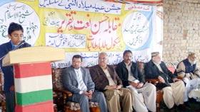 مقابلہ حسن نعت و تقریر مانکیالہ مسلم گوجر خان
