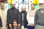 علامہ غلام مصطفی مشہدی کا جمعۃ المبارک کے اجتماع سے خطاب