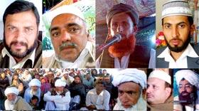 فتح پور لیہ میں محفل میلاد سے محمد نواز قادری کا خطاب