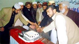 تحریک منہاج القرآن ڈیرہ غازی خان کے زیراہتمام قائد ڈے کی تقریب