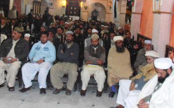 نظامت تربیت کے زیراہتمام پشاور میں آئیں دین سیکھیں کورس کا اجراء