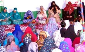 منہاج القرآن ویمن لیگ نتھیا (میرپور) کے زیراہتمام میلاد مصطفیٰ (ص) کانفرنس