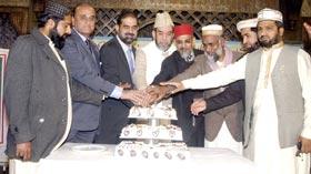 منہاج ماڈل سکول اور تحفیظ القرآن کے زیراہتمام قائد ڈے کی تقریب
