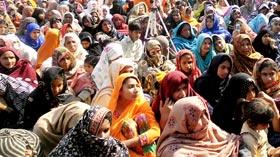تحریک منہاج القرآن گوجرخان کے زیراہتمام میلاد مصطفی کانفرنس (برائے خواتین)