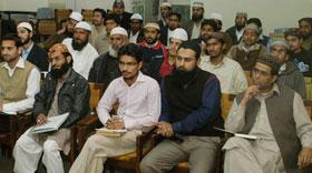 نظامت تربیت کے زیراہتمام مرکز میں عرفان القرآن کورس کی افتتاحی تقریب