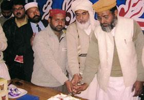 منہاج القرآن تحصیل شاہ پور سرگودھا کے زیراہتمام شیخ الاسلام کی سالگرہ کی تقریب