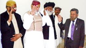پاکستان عوامی تحریک خوشاب کا اجلاس