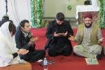 علامہ محمد شکیل ثانی کے ہاتھوں قبول اسلام