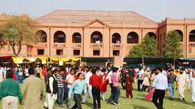 یونیورسٹی آف ویٹرنیری اینڈ انیمل سائنسز لاہور میں MSM کی تنظیم نو