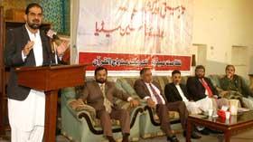 تحریک منہاج القرآن کے مرکزی سیکرٹریٹ پر ناظمین میڈیا کے لئے تربیتی ورکشاپ کا انعقاد