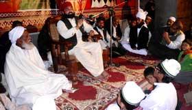 تحریک منہاج القرآن تحصیل ڈسکہ کے زیراہتمام میلاد کانفرنس