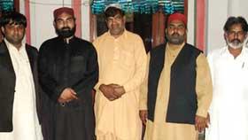 تحریک منہاج القرآن ڈسکہ (گوئندے) کے زیراہتمام میلاد کانفرنس