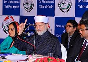 Islam forms a multi-faith, cosmopolitan society: Shaykh-ul-Islam