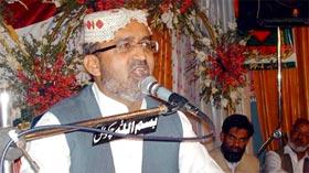 چوہدری محمد شکیل (منہاجین) کی شادی کے موقع پر عظیم الشان محفل نعت