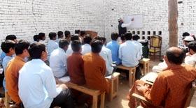 نظامت تربیت کے زیراہتمام کلورکوٹ میں آئیں دین سیکھیں کورس کا آغاز