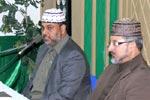 شیخ زاہد فیاض کے ساتھ منہاج القرآن انٹرنیشنل فرانس کی الوداعی ملاقات