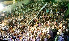 تحریک منہاج القرآن کا ورکرز کنونشن 2012ء
