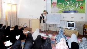 نظامت تربیت کے زیراہتمام فیصل آباد میں 2 روزہ تربیتی کیمپ برائے معلمات