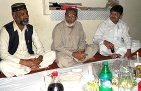 تحریک منہاج القرآن تحصیل ڈسکہ کے صدر محمد اسلم قادری میں ظہرانے کا اہتمام
