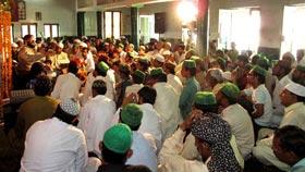 تحریک منہاج القرآن گنجیانہ نو ضلع شیخوپورہ کے زیراہتمام پندرہویں سالانہ محفل میلاد