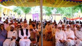 تحریک منہاج القرآن شکرگڑھ کے زیراہتمام ماہانہ درس عرفان القرآن