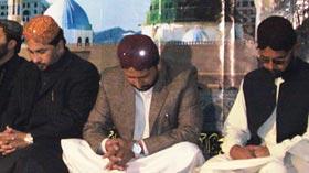 کالج آف شریعہ اینڈ اسلامک سائنسز کے زیر اہتمام محفل ذکر سرور کونین